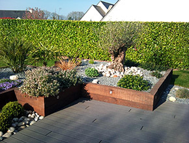 Idee jardin gratuit - Amenagement terrasse et jardin photo ...