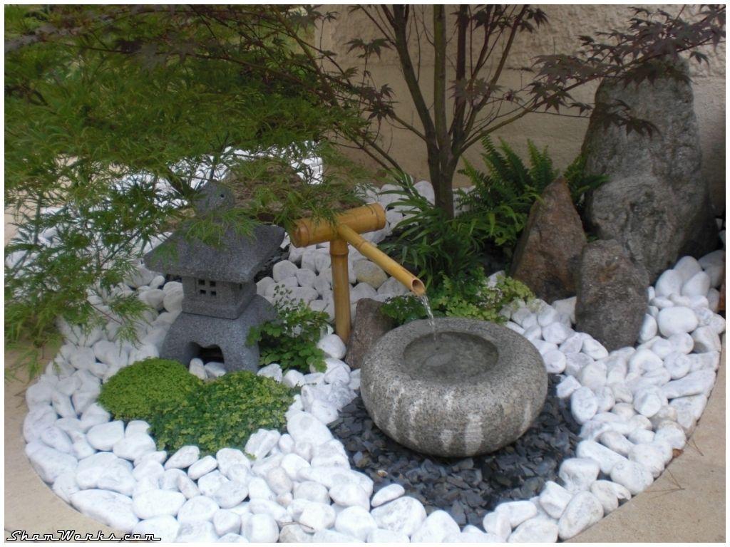 Idee jardin japonais miniature - Jardin japonais miniature exterieur ...