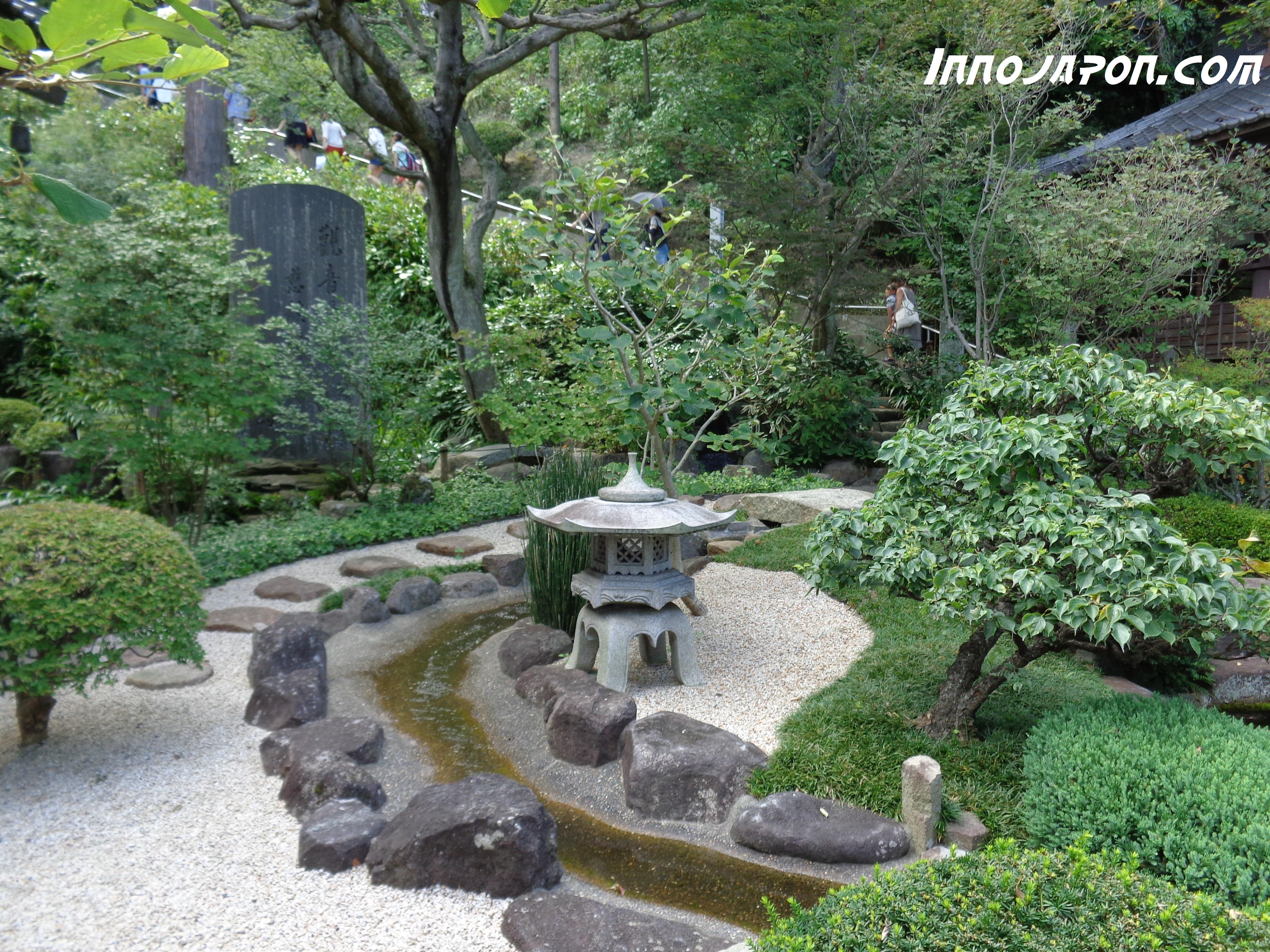 idee jardin japonisant
