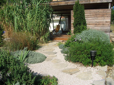 idee jardin mediterraneen