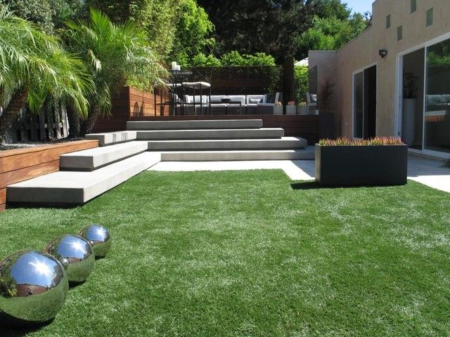 Stunning Idee Jardin Moderne Pictures - House Interior ...