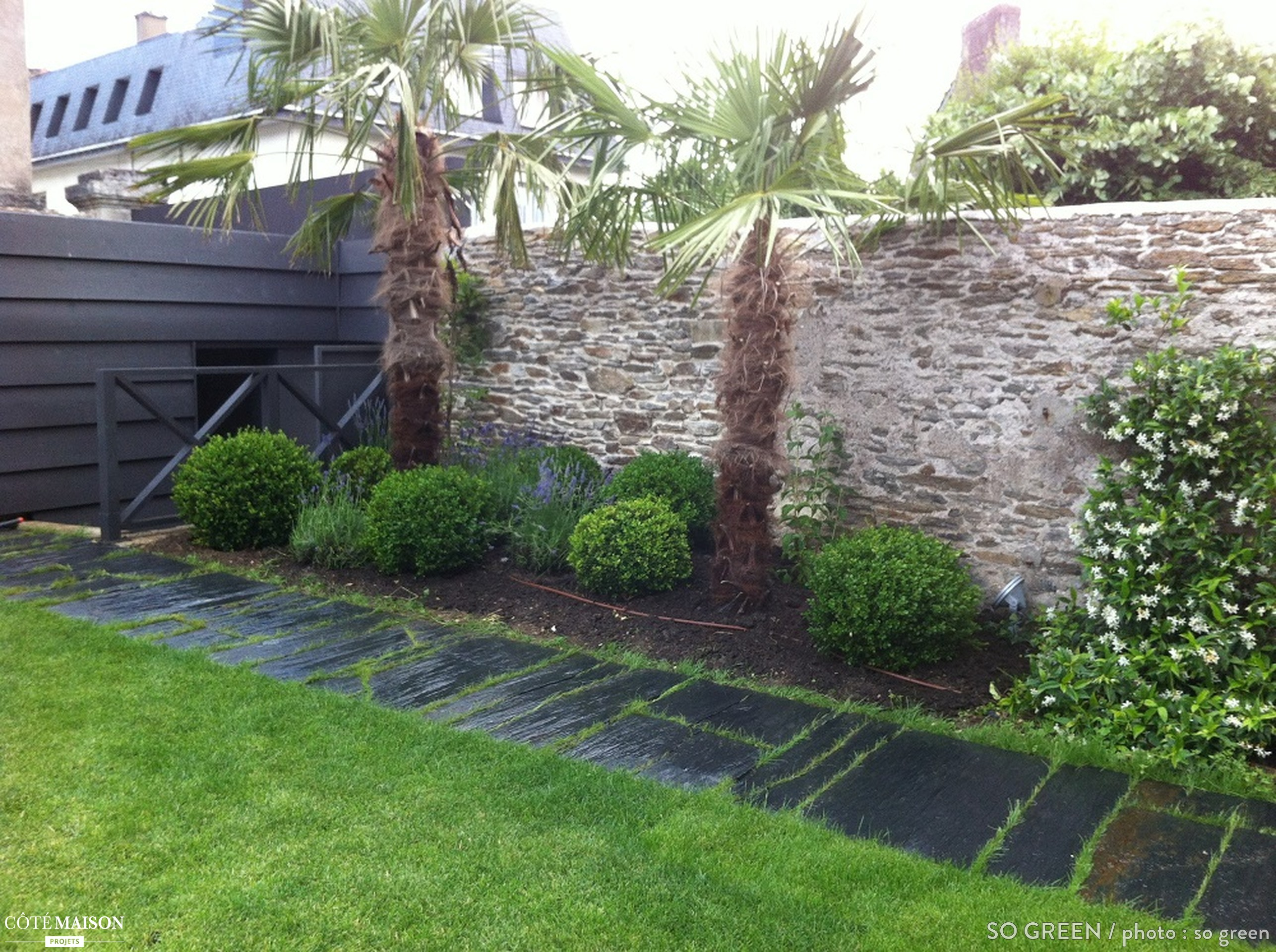idee jardin nantes