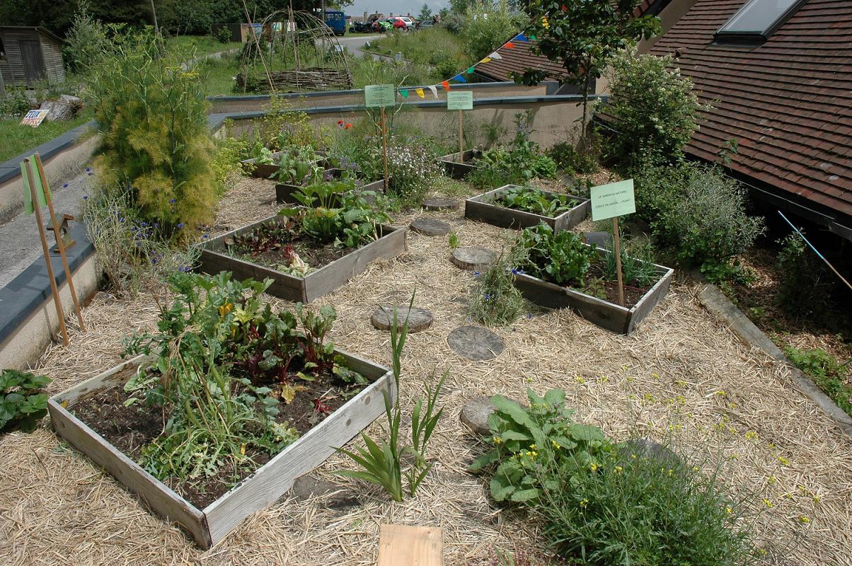idee jardin naturel