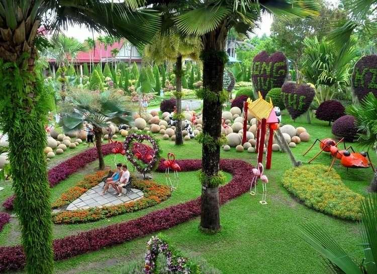 idee jardin original