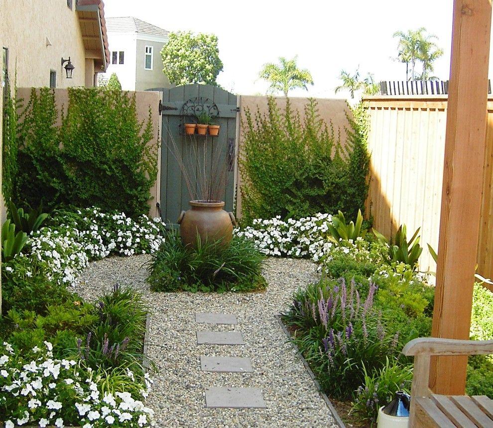 idee jardin petit budget