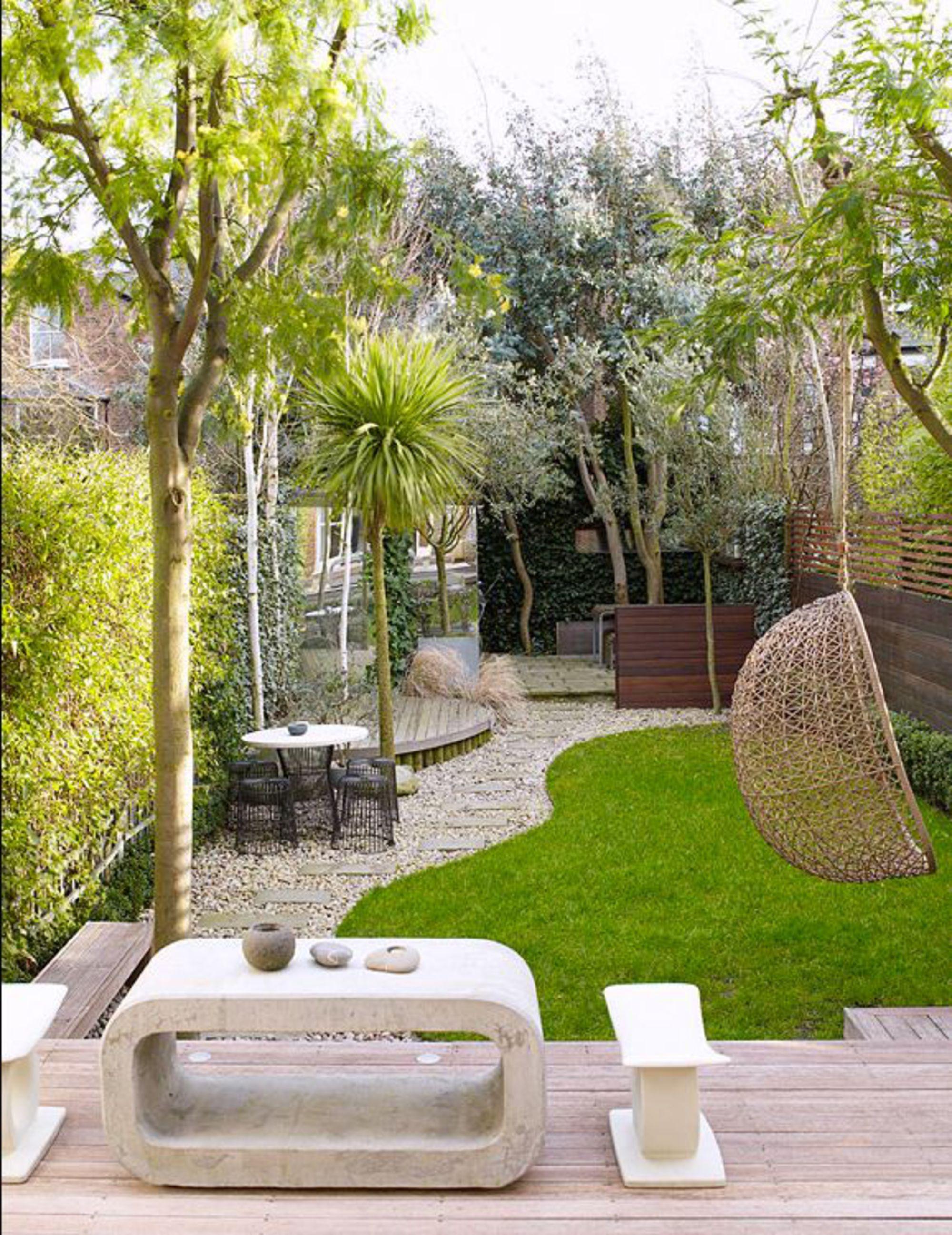 idee jardin petit
