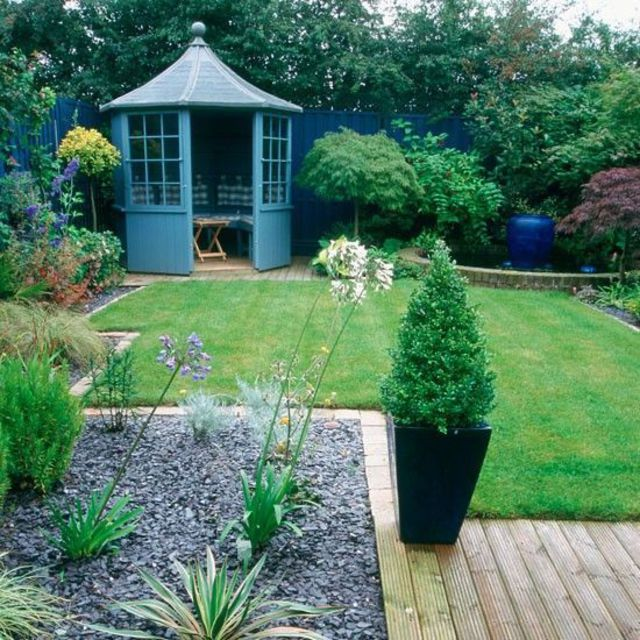 Idee Jardin Pinterest