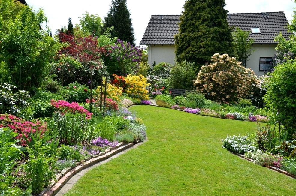 idee jardin plantation