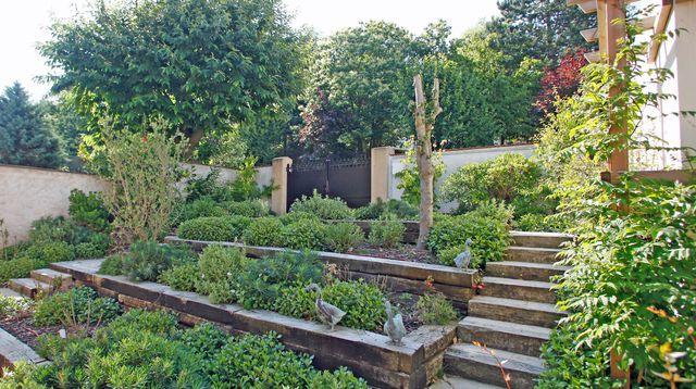idee jardin plein sud
