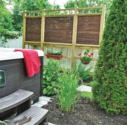idee jardin quebec. Black Bedroom Furniture Sets. Home Design Ideas