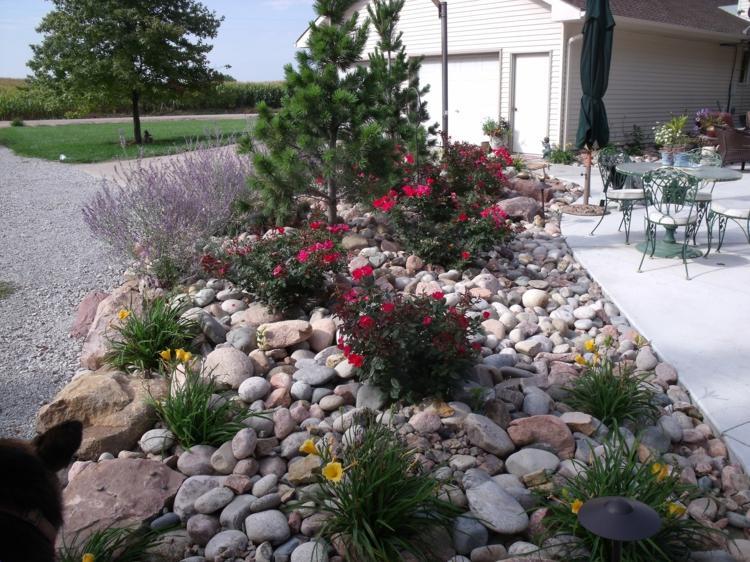 idee jardin rocaille