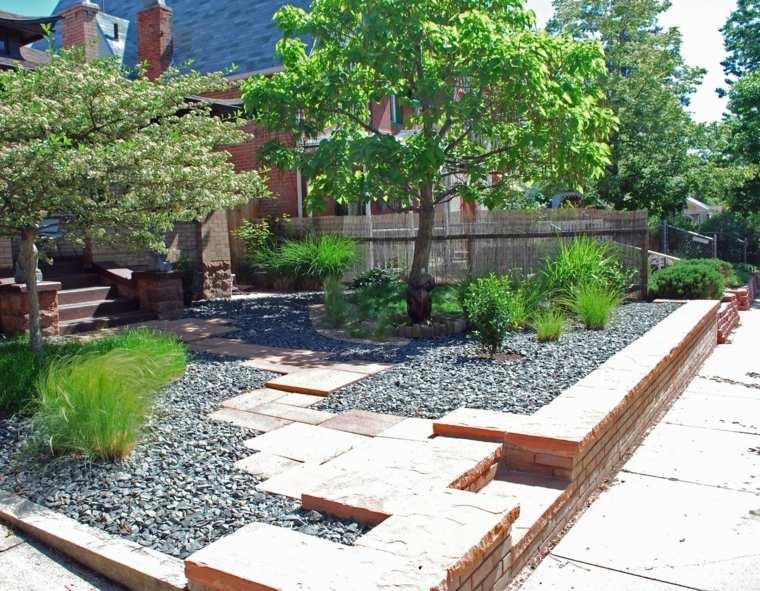 idee jardin sans herbe