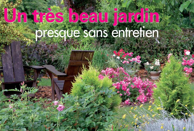 idee jardin sauvage
