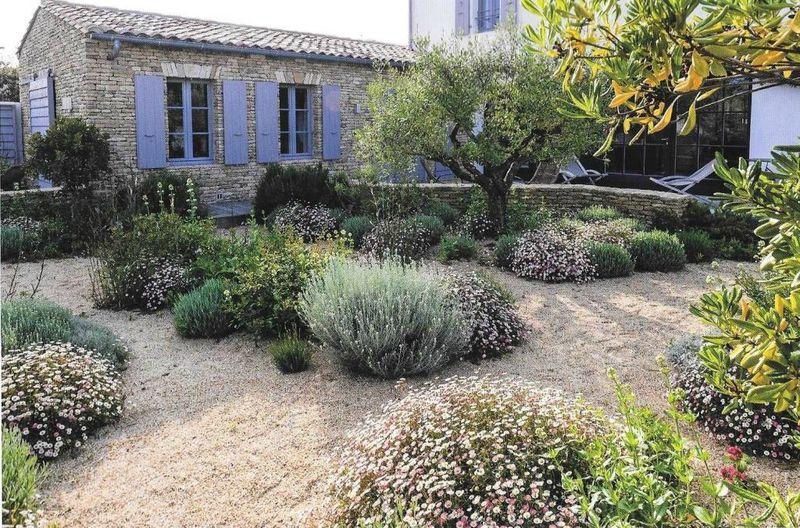 idee jardin sec