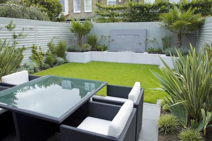 idee jardin simple
