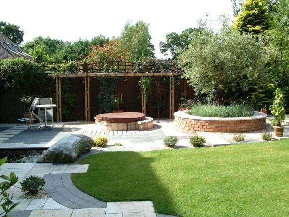 Idee jardin tendance - Idee deco de jardin ...