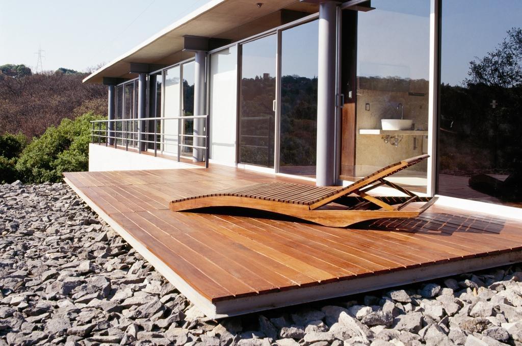 idee jardin terrasse bois