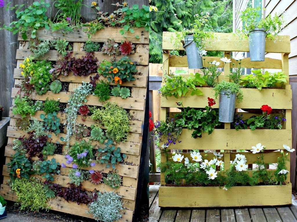 Idee jardin vertical - Comment faire un jardin vertical ...