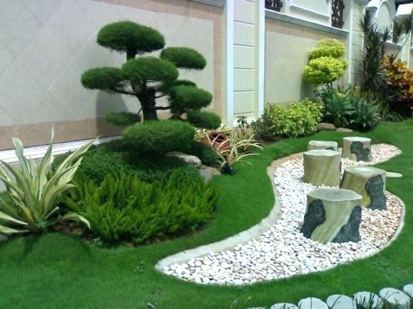 idee jardin zen pas cher
